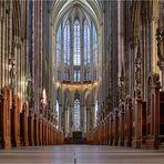 Der Dom zu Köln ... im Advent