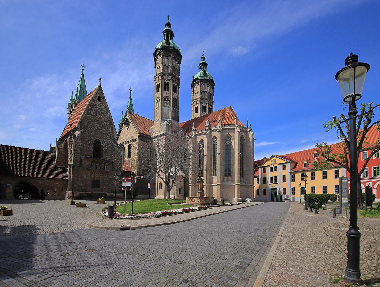 ...Der Dom zu Naumburg...
