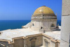 Der Domturm von Cadiz