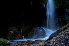 Der Dreimühlen-Wasserfall bei Nohn