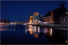 Der Duisburger Innenhafen