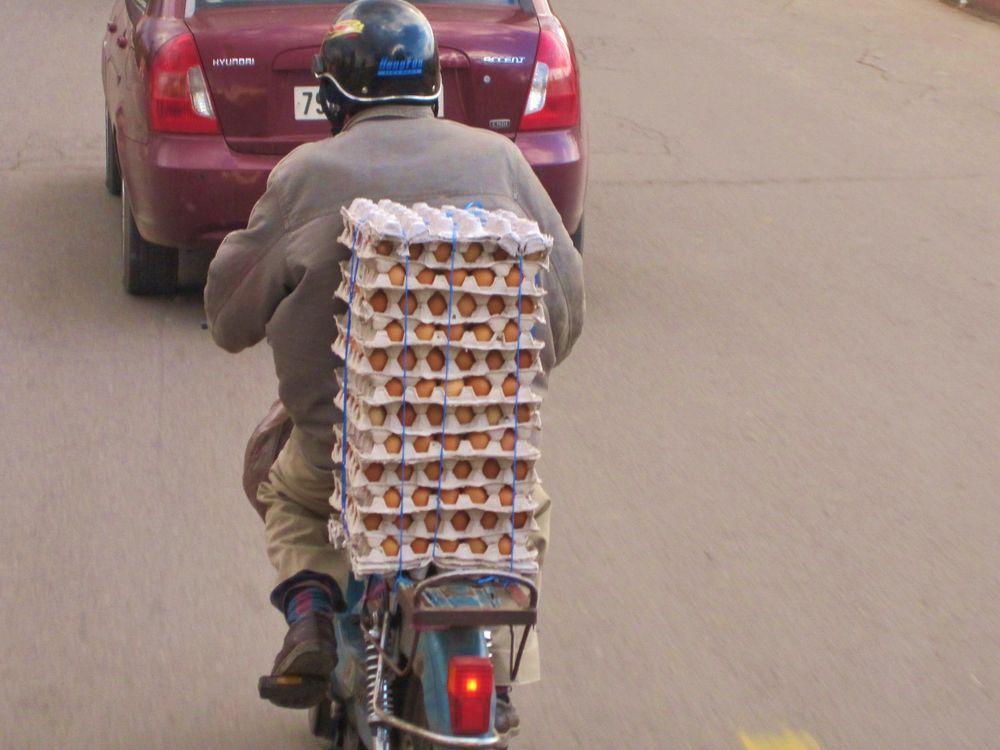 Der Eierman I