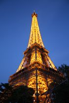 "Der Eifelturm bei Nacht ""Copyright Tour Eiffel - Illuminations Pierre Bideau"""