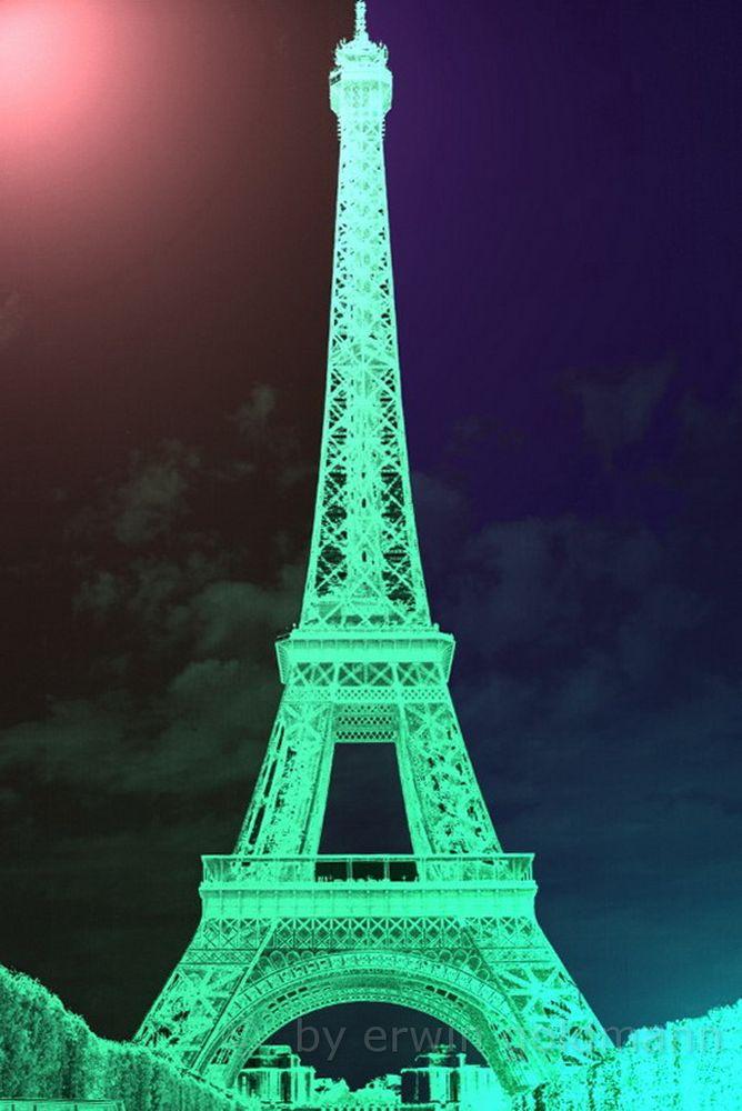 Der Eiffelturm