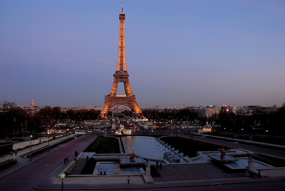 *** Der Eiffelturm ***