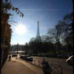 Der Eiffelturm - Tour Eiffel - Paris