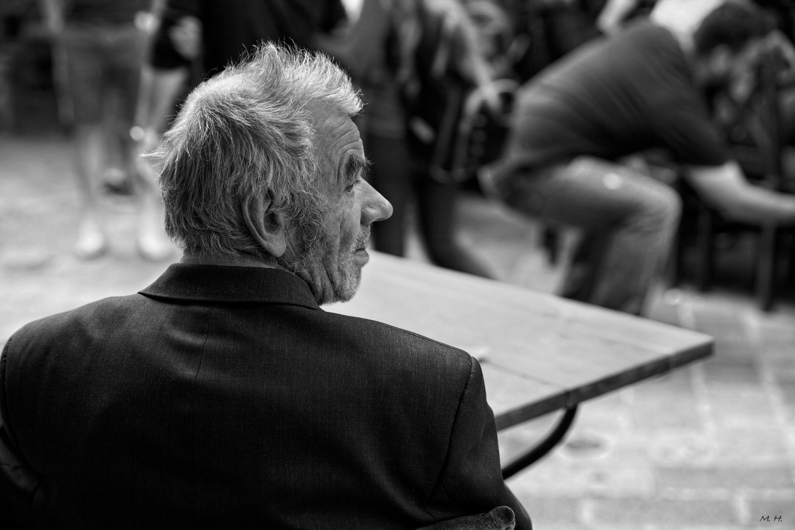 Der Einsame Foto & Bild   erwachsene, fotokunst, menschen
