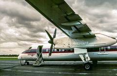 Der einzige Gatow-Flug