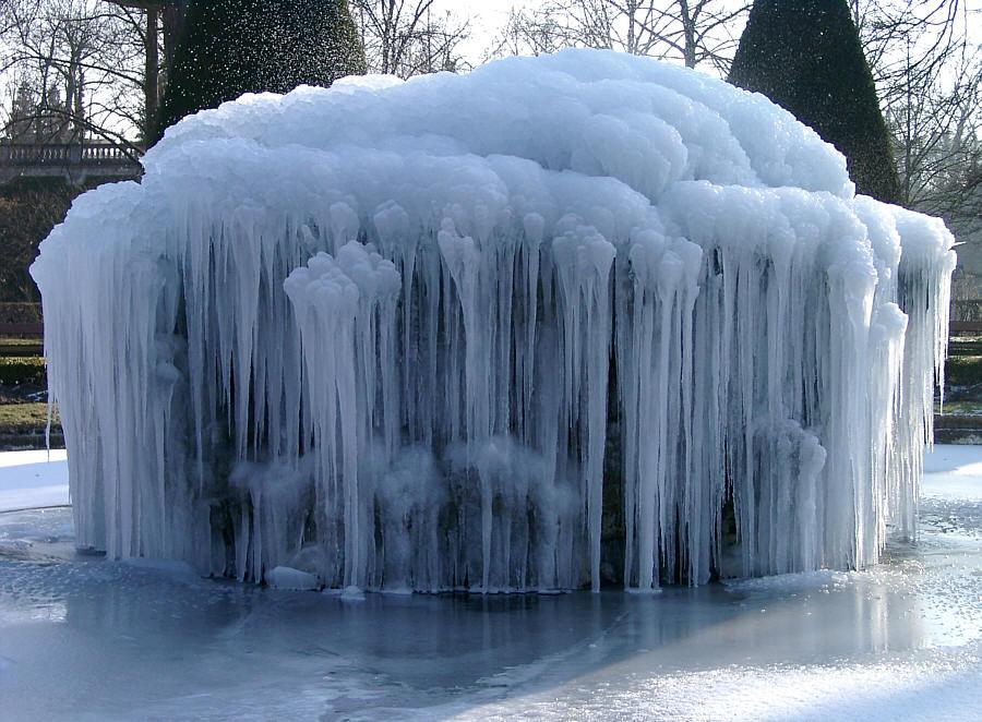 Der Eisbrunnen