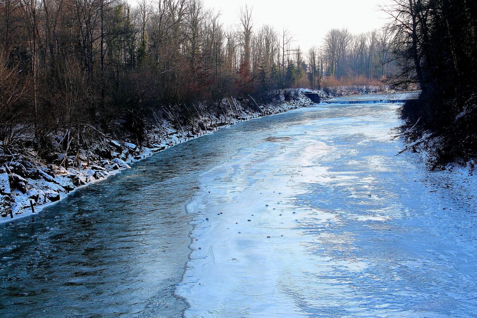 Der Eisfluss