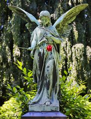 Der Engel wacht über Dich