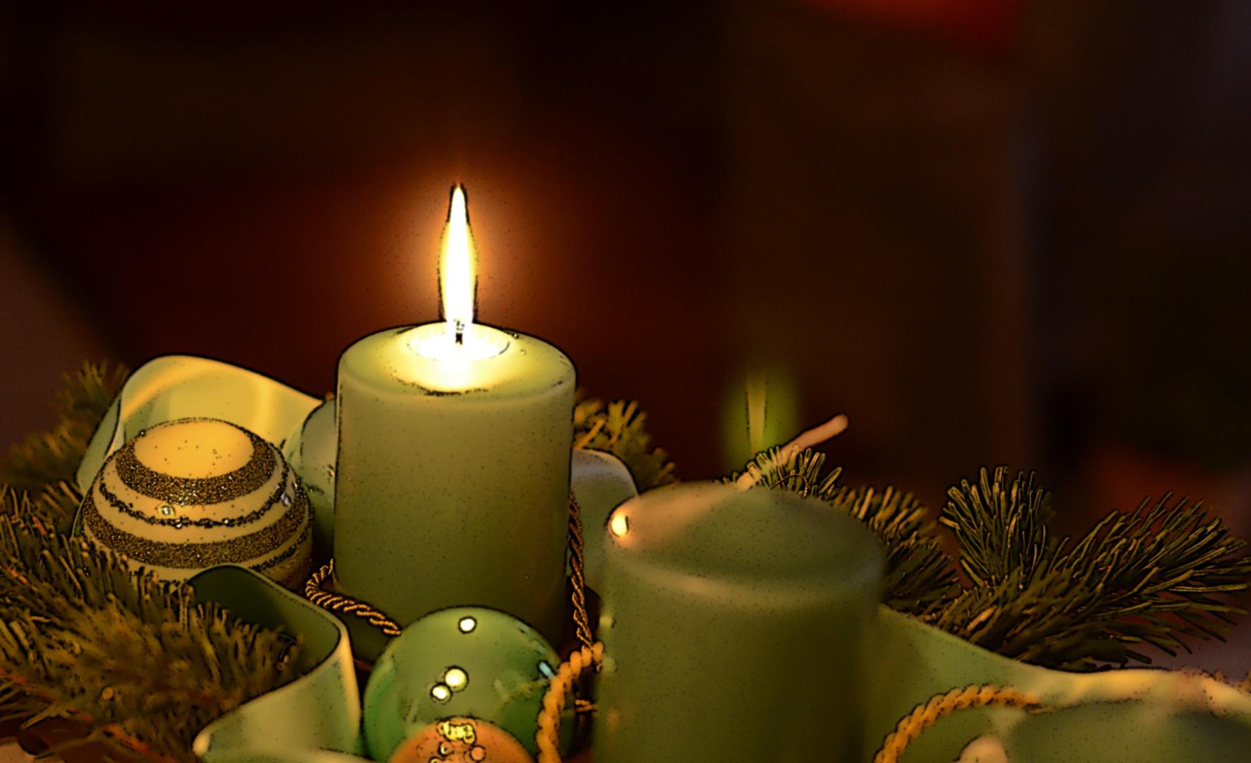 der erste Advent