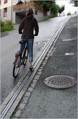 Der erste und einzige Fahrradlift der Welt