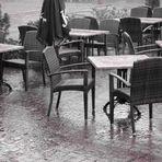 Der erwartete Regen