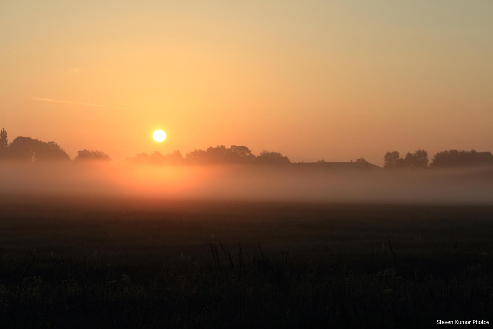 Der etwas andere Sonnenaufgang