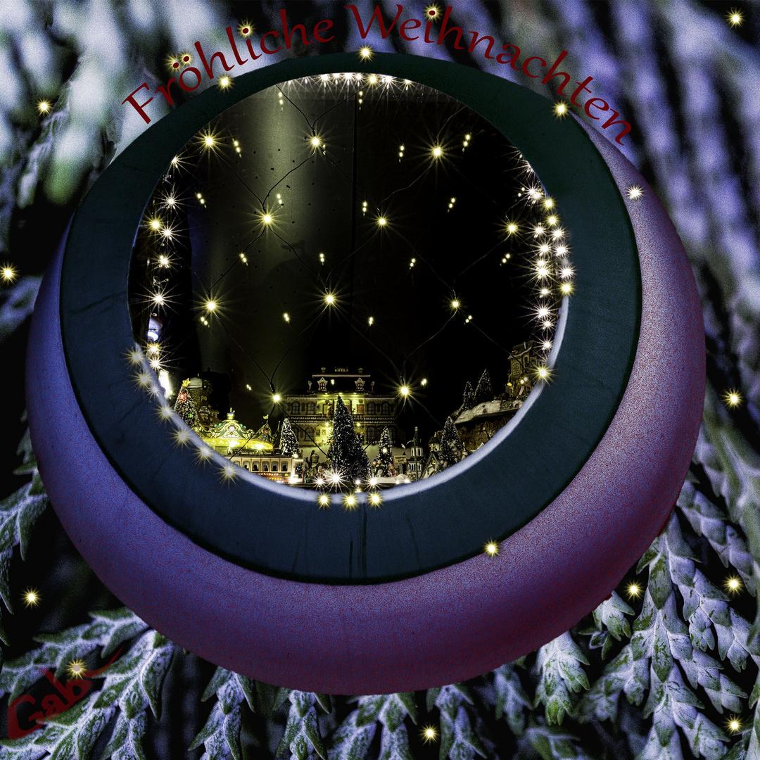 Etwas Andere Weihnachtsgrüße.Der Etwas Andere Weihnachtsgruß Für Alle Besucher Meiner Seite Foto
