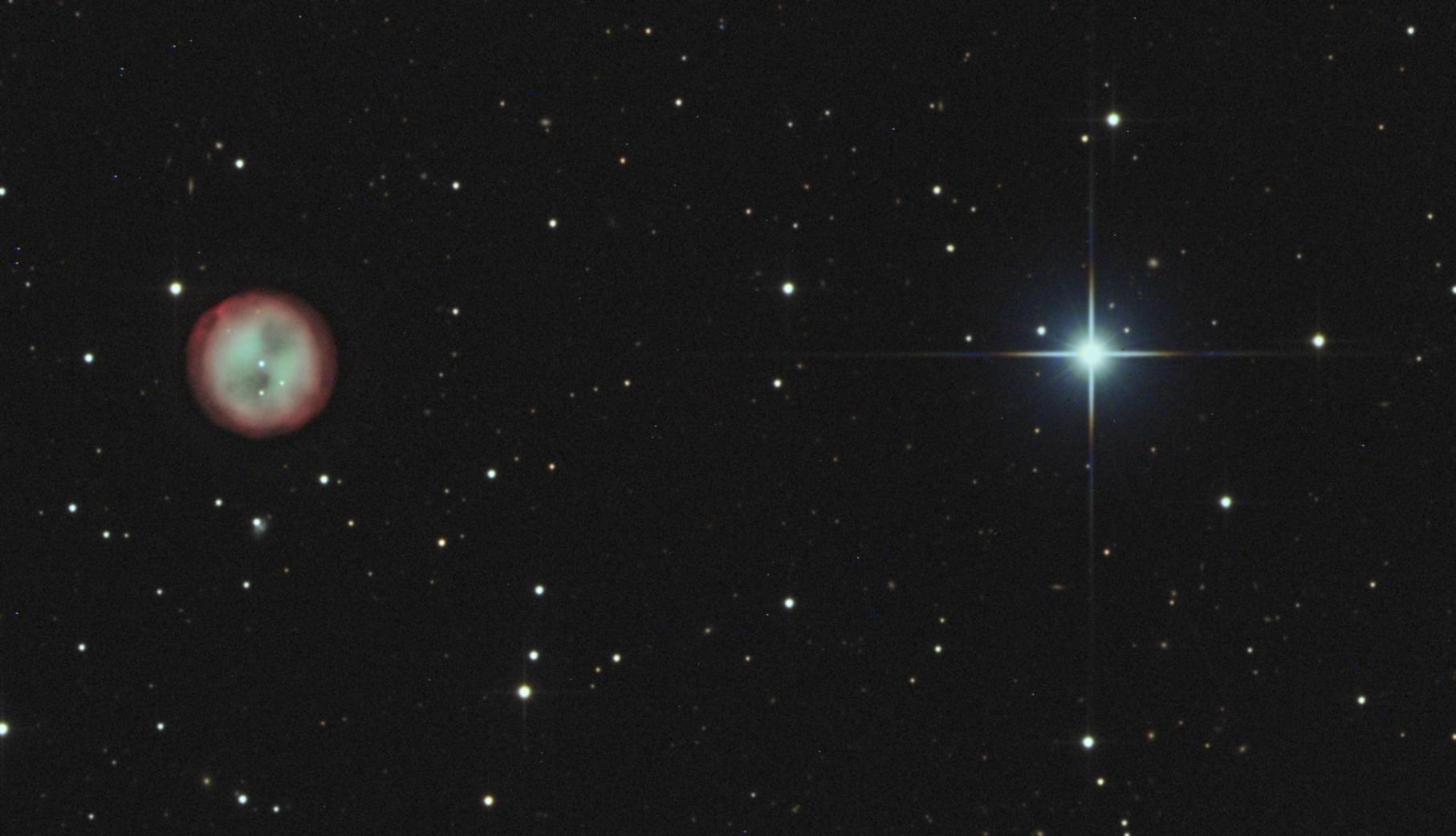 Der Eulennebel M97