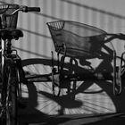 Der Fahrrad-Schatten