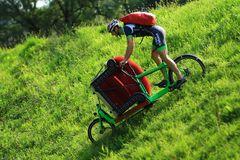 Der Fahrradkurier