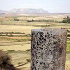 Der Fels Amaya, Spanien.