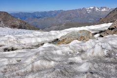Der Fels in der (Eis)Brandung