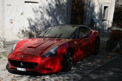 Der Ferrari des Italienischen Dorfpfarrer ;-)