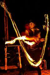 Der Feuerkünstler