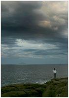 Der Fischer und das Meer