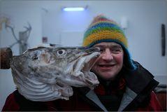Der Fischer und sein Dorsch