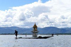 ...der Fischer vom Inle See...