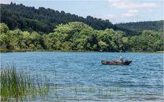 Der Fischer vom Laacher See