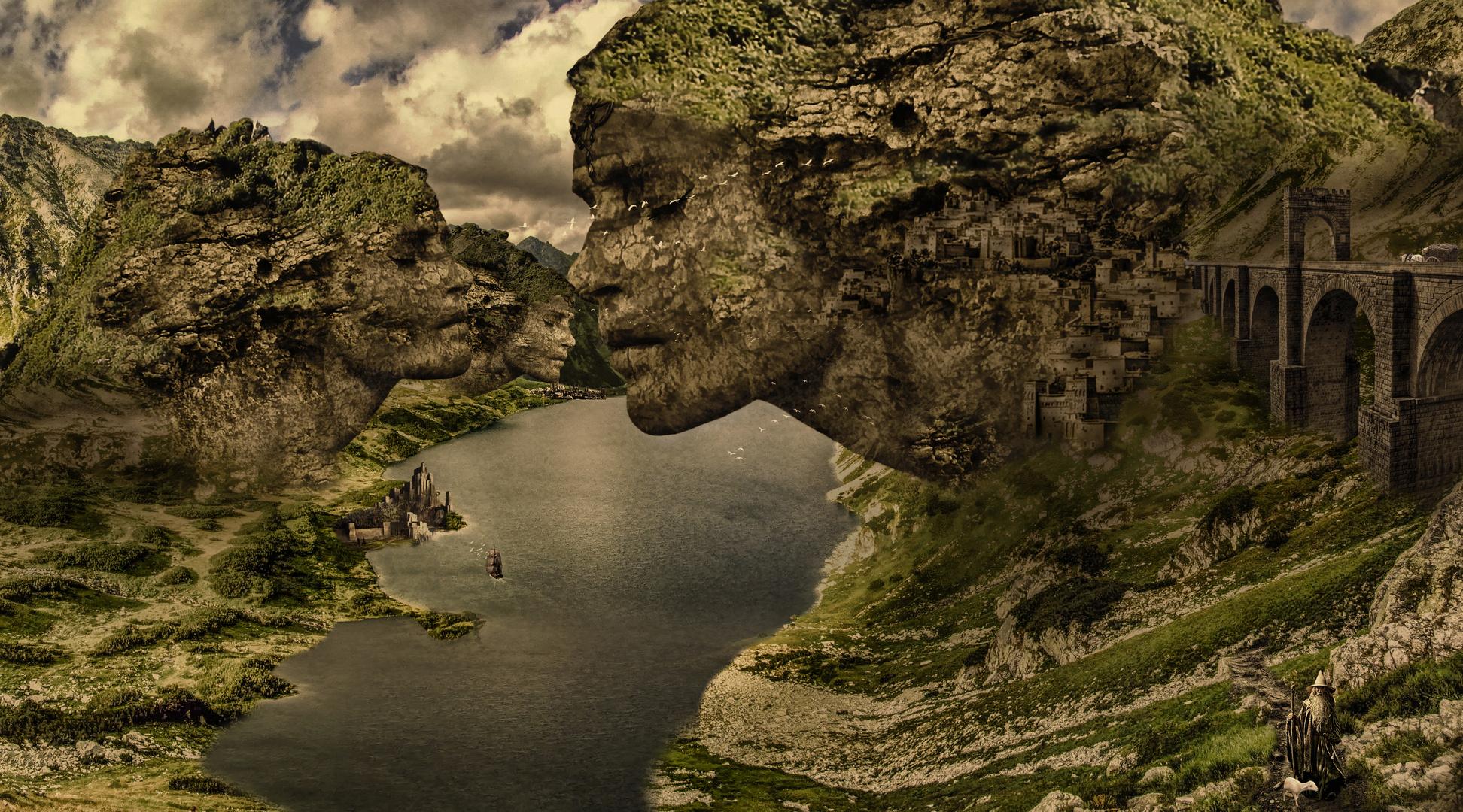 """""""Der Fjord"""""""