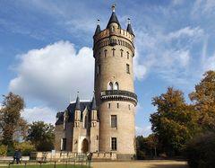 Der Flatowturm im Park Babelsberg