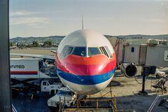 Der Flug nach Honolulu