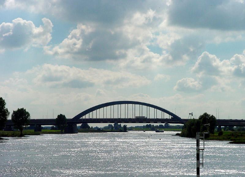 """""""Der Fluss """"de Lek"""