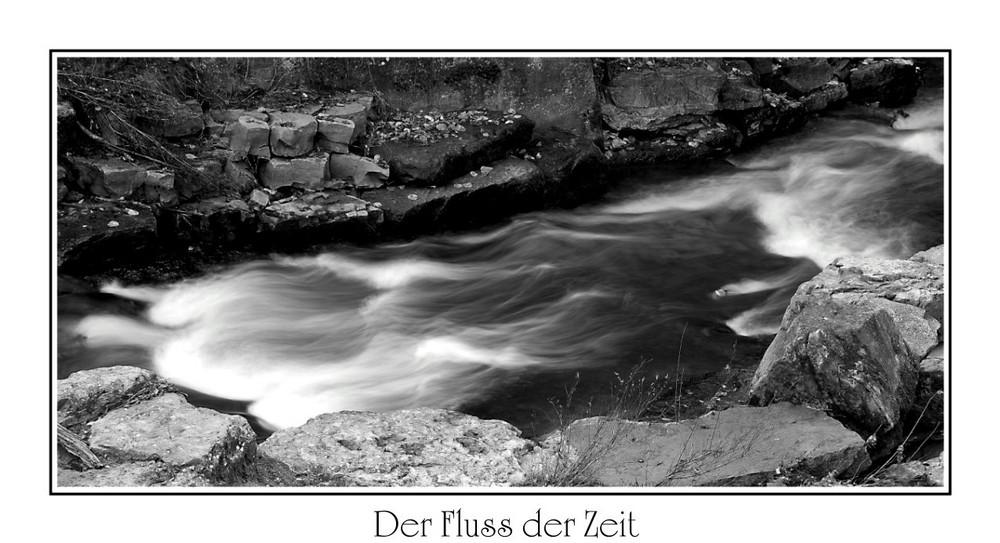 Der Fluss der Zeit