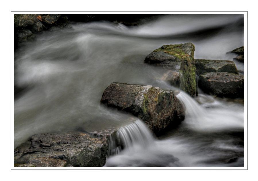 Der Fluss der Zeit II