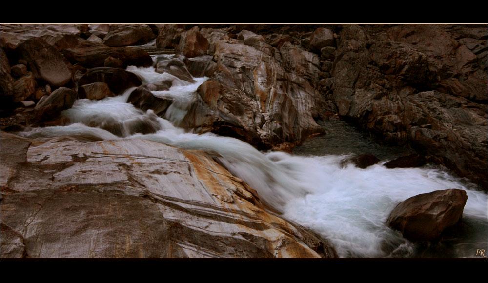 Der Fluss des Lebens...