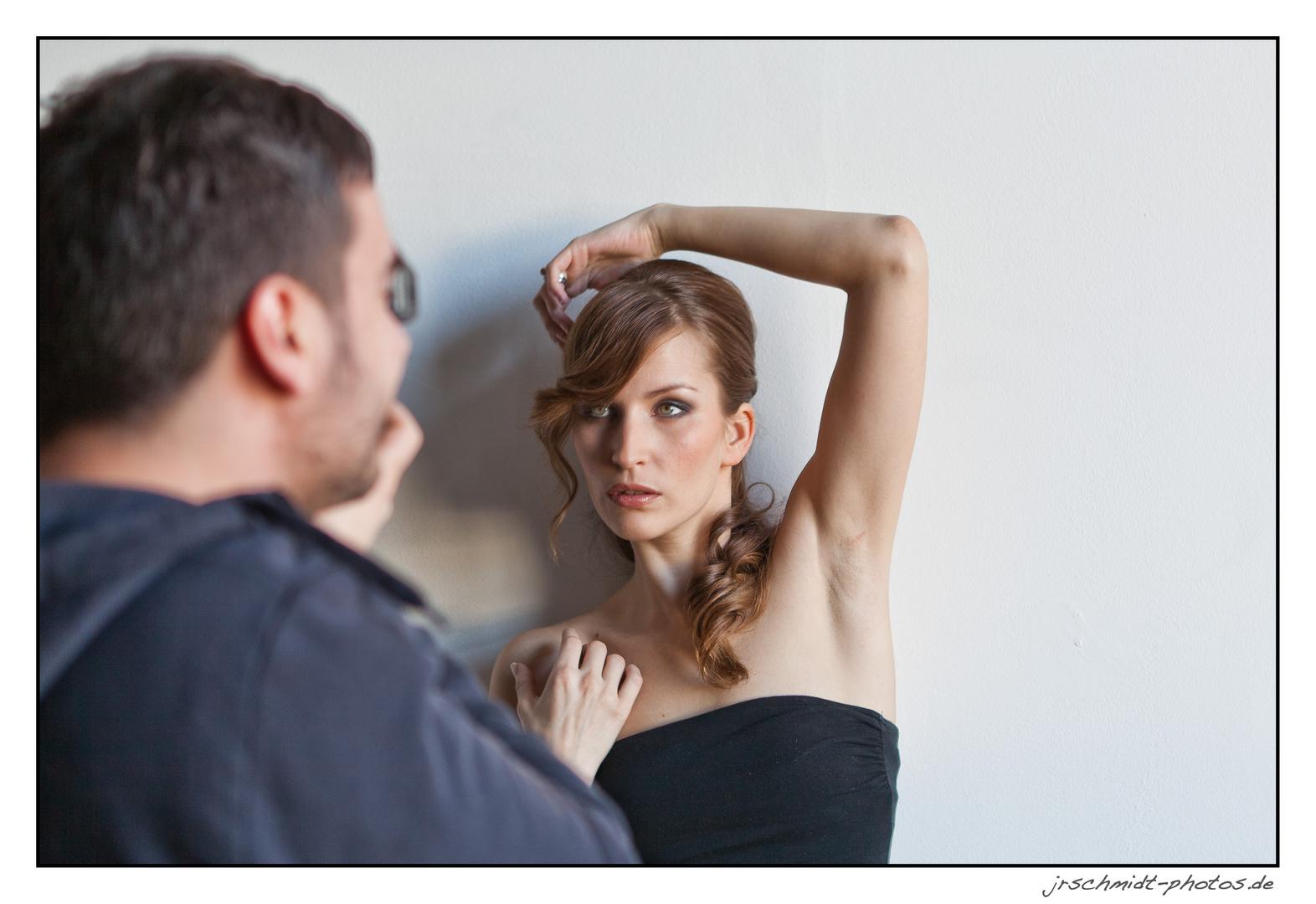 der fotograf und das model...II