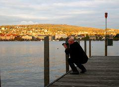Der Fotograf vom Zürichsee,