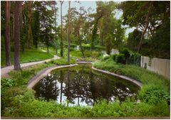 Der Fraenkel-Garten ...