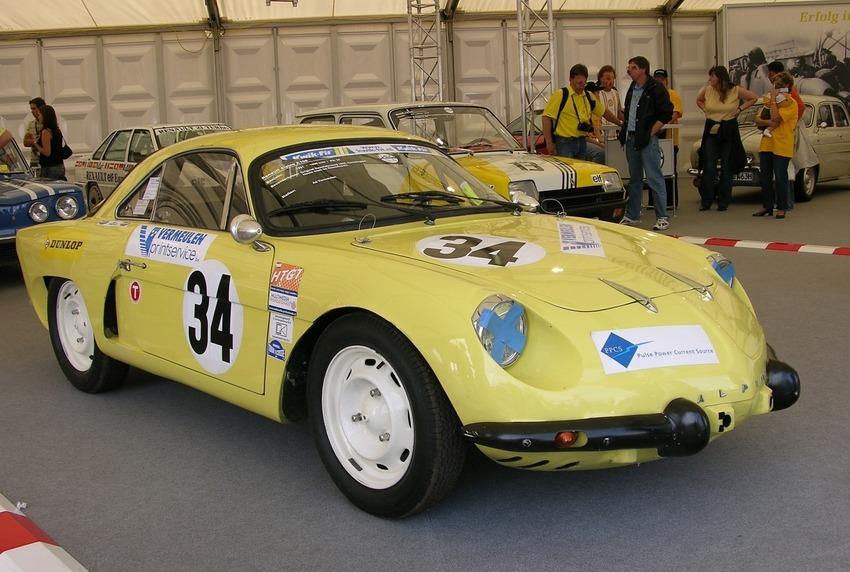 Der französische Porsche