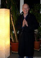 Der freundliche Herr aus Tibet