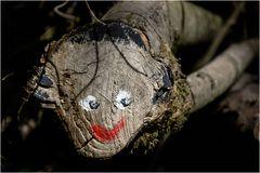 der freundliche Waldgeist
