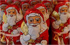 Der freundliche Weihnachtsmann