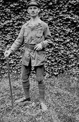 Der fröhliche Wandersmann. ( Solingen 1927 )   ::120_2746