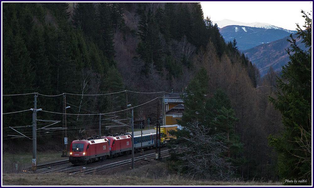 Adler hieß die Dampflokomotive der ersten Eisenbahn