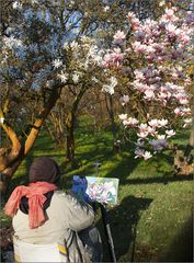 Der Frühling ...