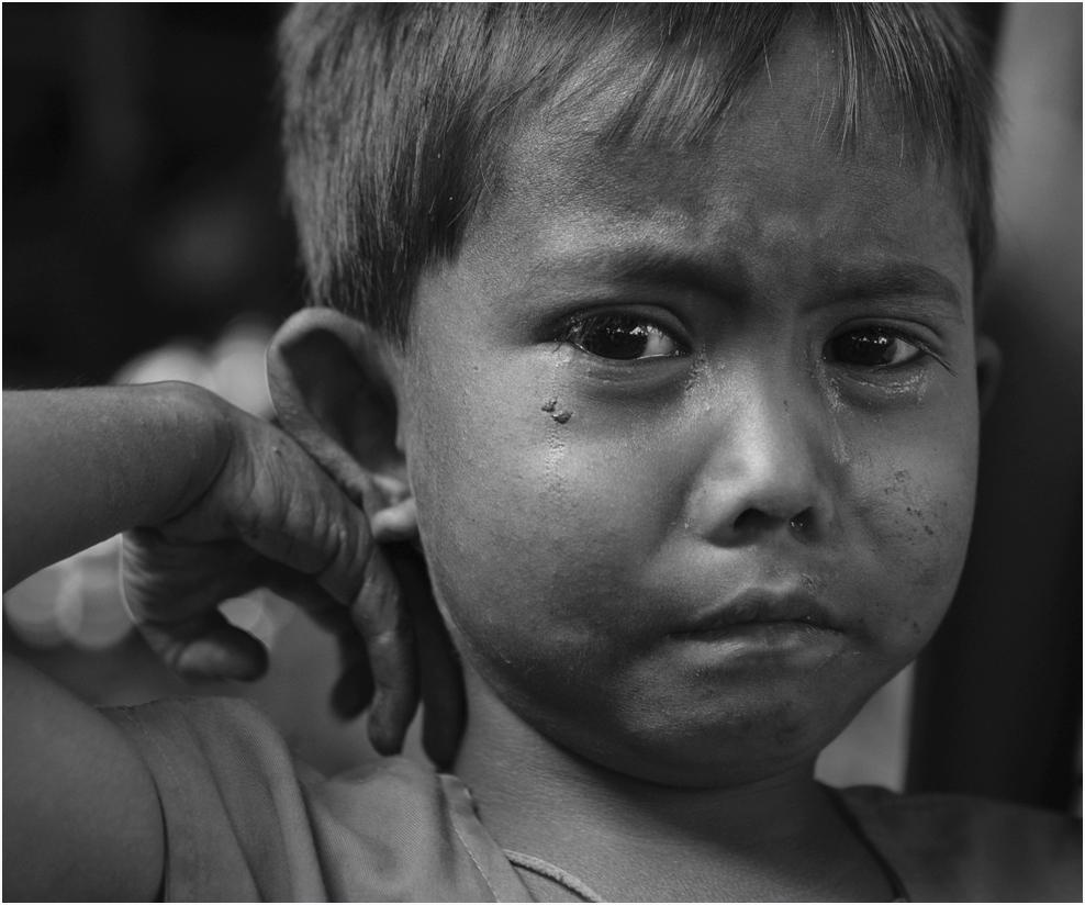 Der ganz reale Hunger - Bettlerkind im Goldenen Land