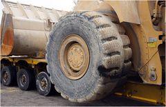 Der ganze Reifen